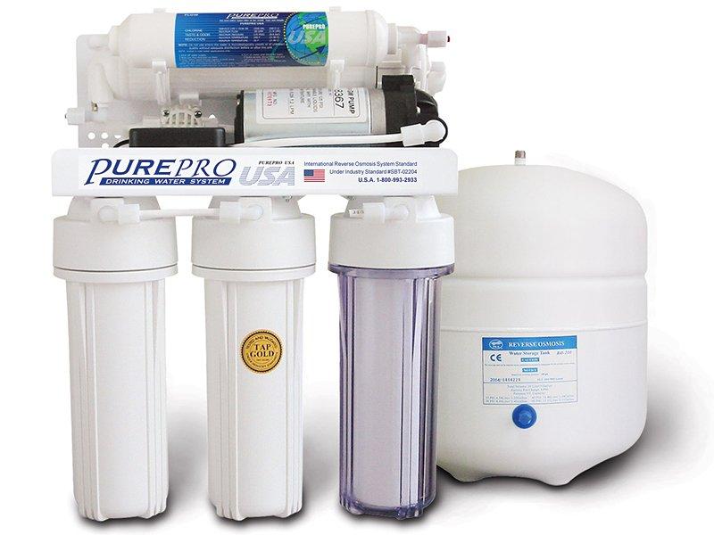 PurePro EC105 RO víztisztító