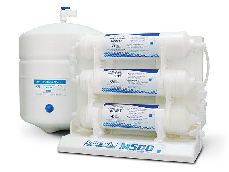 PurePro M500/M500P RO víztisztító