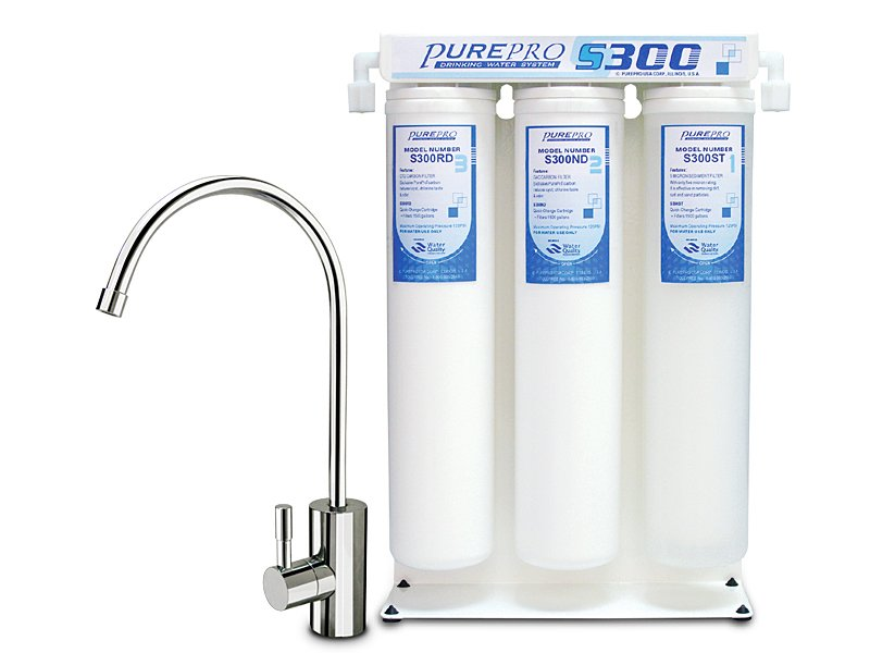 PurePro S300 Undersink Water Filter